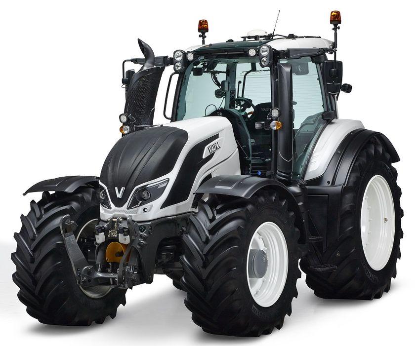Новый трактор Valtra