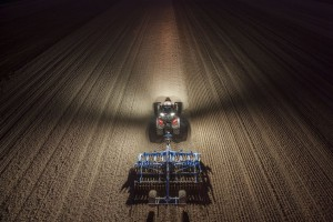 Новый трактор Valtra четвертого поколения