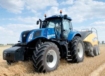 Трактор New Holland T8