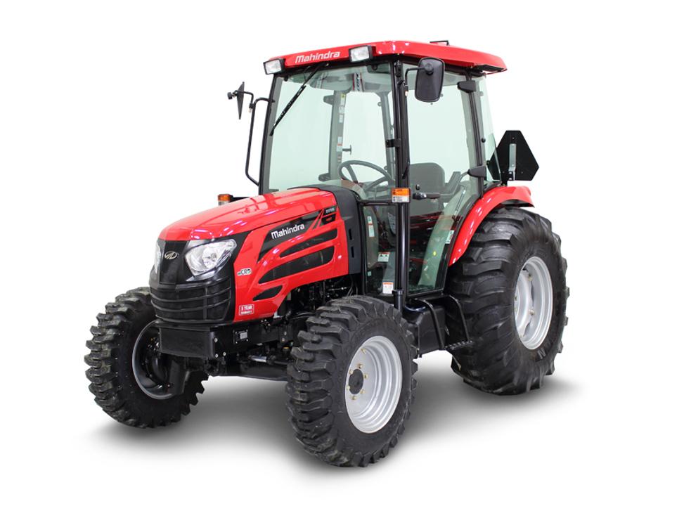 Трактор Mahindra 2555