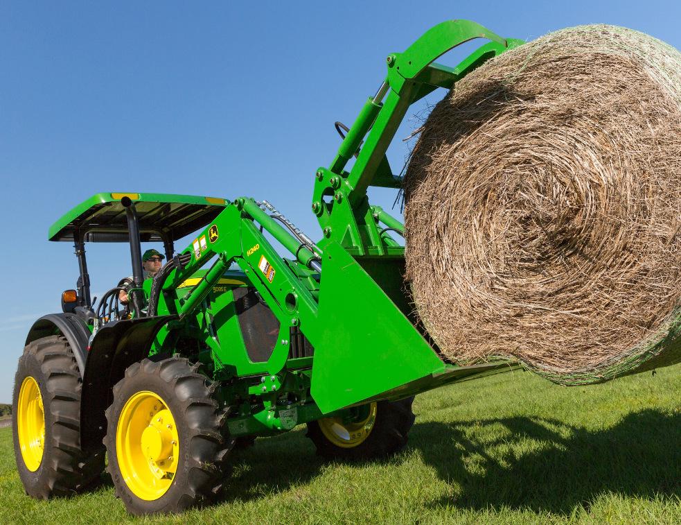 Трактор John Deere 5085E