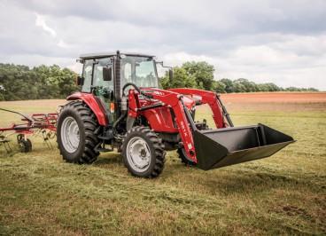 Новые тракторы Massey Ferguson 4600M