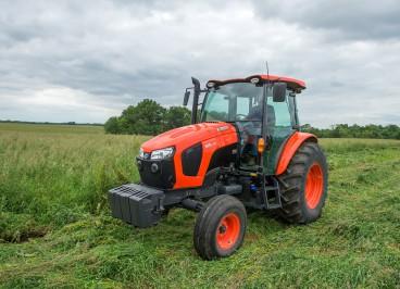 Новые тракторы Kubota M5-091 и M5-111