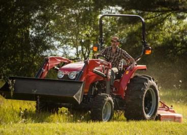 Мини трактор MF2706E