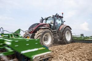 Новые тракторы Valtra серии T
