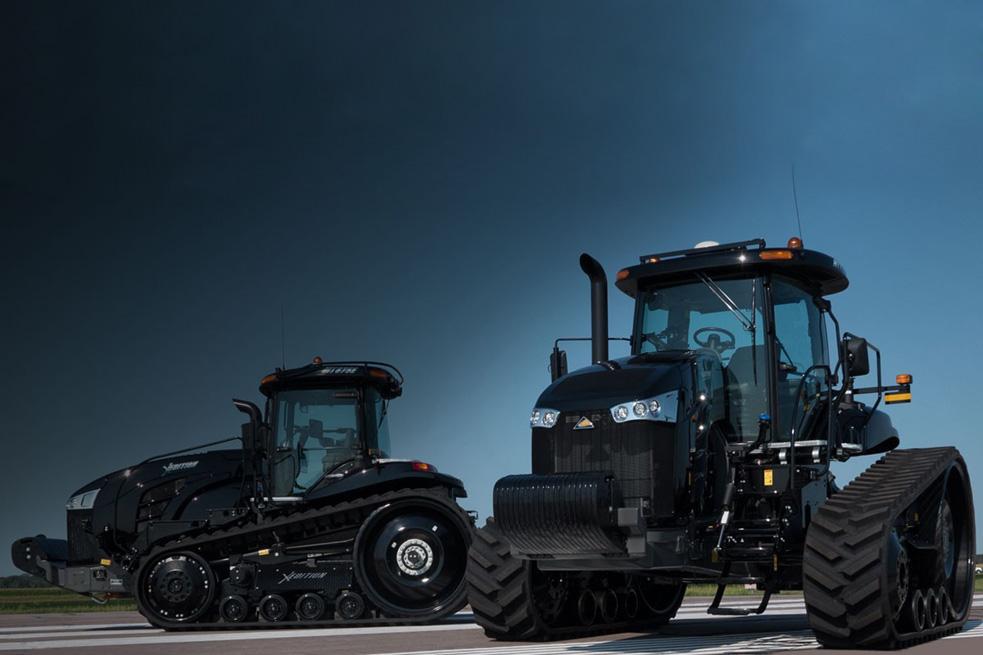 Новые тракторы Challenger X-Edition