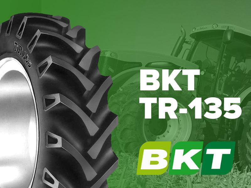 Шина на трактор BKT TR-135