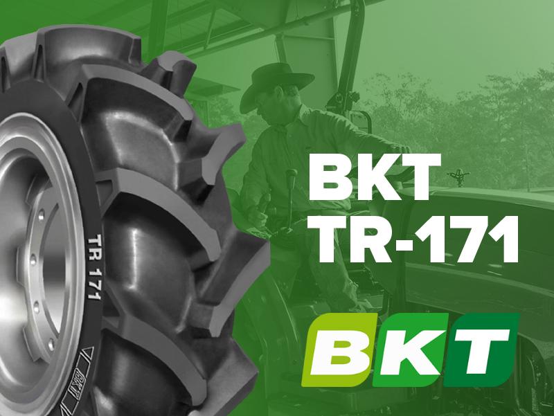 Шина на трактор BKT TR-171
